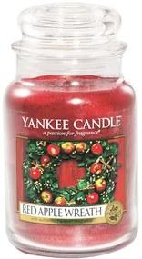 Yankee Candle vonná sviečka Red Apple Wreath Classic veľká