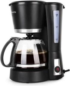 Klarstein Minibarista, 550 W, 0,6 l, kávovar, čierny