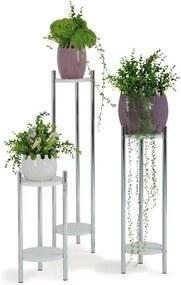 Sada stojanov na kvetiny GC0829 WT