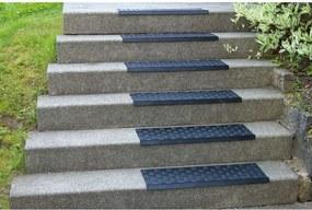 Gumové nášľapy schodov
