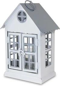 Kovová lucerna HOUSE