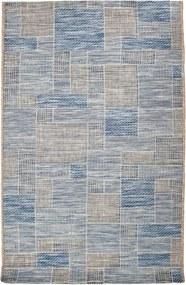 Kusový koberec Terazza 21107-733 Ivory Silver/Blue - 200x290 cm