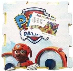 Penové puzzle 9ks DOG 31cm