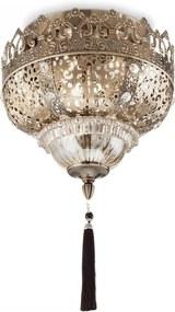 Ideal Lux 139609 stropné svietidlo Harem 3x60W | E27
