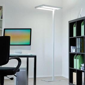 Stojaca LED lampa Quirin z hliníka 110W 4000K