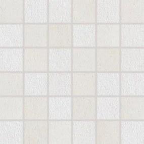 Mozaika Rako Unistone biela 30x30 cm mat DDM06609.1