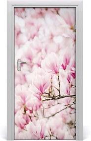 Fototapeta samolepiace  kvety magnólia