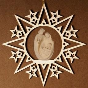 Hviezdy so Svätou rodinou