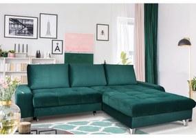 Elegantná sedacia súprava HARVEY, zelená