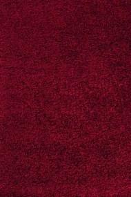 Ayyildiz koberce Kusový koberec Life Shaggy 1500 red - 60x110 cm