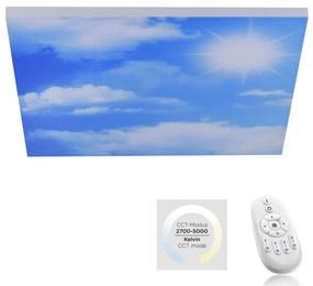 Leuchten Direkt Leuchten Direkt 14600-16 - LED Stmievateľné svietidlo CLOUD LED/35W/230V + DO W1409