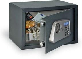 COMSAFE Nábytkový sejf elektronický BT Z1, 250 x 350 x 265 mm, 16 l
