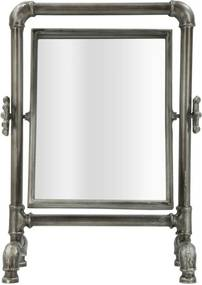 Stolové zrkadlo Mauro Ferretti Tavolo Tube, 27 × 36,5 cm