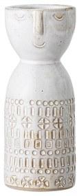 Bloomingville Keramická váza White Face