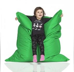 CrazyShop Sedací vak KIDS, zelený