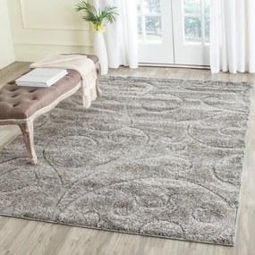 Sivý koberec Safavieh Chester, 160 × 228 cm
