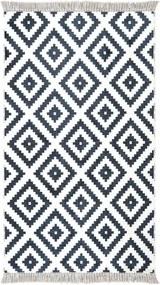 Koberec Vitaus Hali Art Siyah, 50 × 80 cm