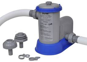 90738 Bestway Flowclear Kartušová filtrácia s čerpadlom 1500 gal/hod 58389