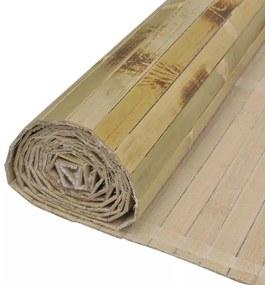 Bambusová tapeta s tigrovaným vzorom, 1.5x10 m