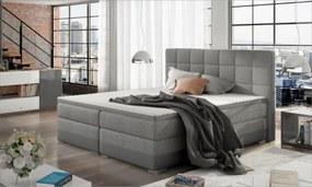 posteľ DAMASO Sawana 21/Soft 29 160x200 cm