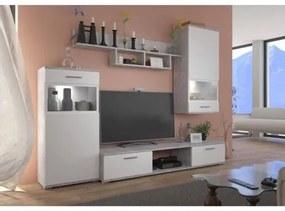 Obývacia stena ONTARIO  biela