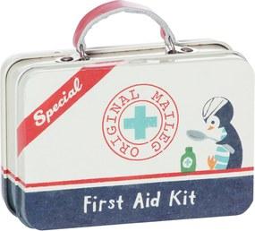 Maileg Plechový mini kufrík First Aid