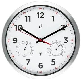 AURIOL® Nástenné hodiny (biela), biela (100306791)