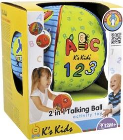 K´S KIDS Hovoriaca lopta (2v1)