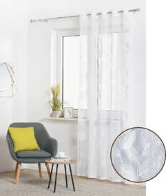 Záclona Issa 140 x 250 cm biela