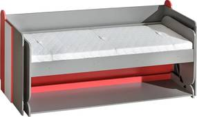 Jednolôžková posteľ 90 cm Flumo F14 (s roštovou doskou)