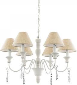 Ideal Lux 003399 luster Provence 6x40W | E14