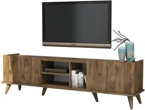 Sconto TV stolík ELEGANTE orech