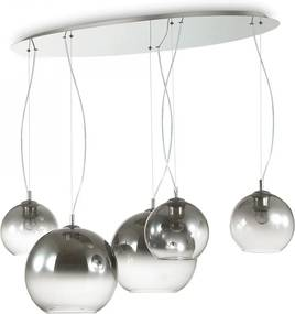 Ideal Lux 138305 luster Discovery 5x60W   E27