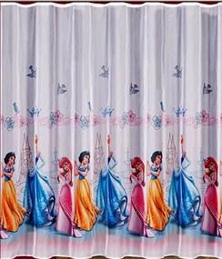 Záclona - voál Princezné, 160 cm