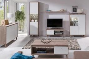 Štýlová obývacia stena BJORN 2
