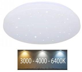 V-Tac LED Stropné svietidlo LED/24W/230V 35cm 3000K/4000K/6400K VT0490