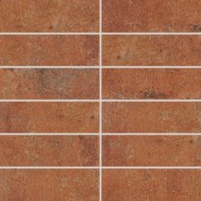 Dekor Rako Siena tehlová 45x45 cm mat DDP44665.1