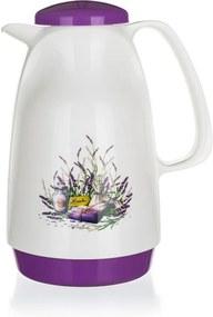 Banquet Termosk plastova Lavender 0,95 l