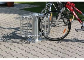Stojan na bicykle 360 pre 10-18 bicyklov