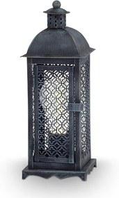 Eglo Eglo 49285 - Stolná lampa WINSHAM 1xE27/60W/230V EG49285