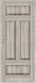 PerfectDoor Komplet THOR 3 (dvere,zárubňa,kľučka)
