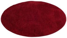 Gözze Koberec do kúpeľne Rio, Ø 110 cm (červená), červená (100247921)