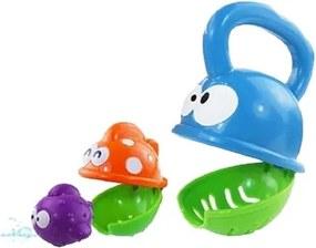 BABY MIX Nezaradené Detská hračka do kúpeľa Baby Mix papajúca rybka Podľa obrázku |