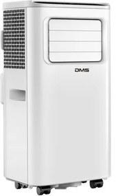 DMS Germany MK-7000 mobilná klimatizácia 3v1 / ventilátor / chladič vzduchu / odvlhčovač / 2000W / 2kW