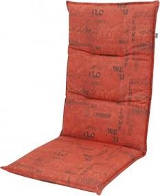 SPOT 2661 vysoký - poduška na stoličku a kreslo - Doppler