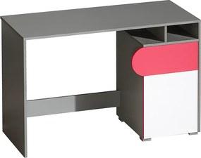MEBLINE FU8 Písací stôl TURO