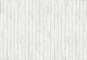 Fototapety, rozmer 366 x 254 cm, biele drevo stena, W+G 169