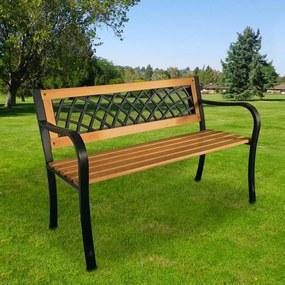 Záhradná  lavička AVENBERG Felicia