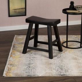 Obsession koberce Kusový koberec Inca 351 Taupe - 80x150 cm