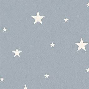 Vliesové tapety na stenu hviezdy 32440-3, rozmer 10,05 m x 0,53 m, A.S. Création
